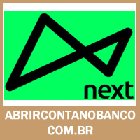 Como abrir conta Next Bank Conta digital